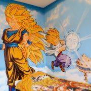 Chambre Dragon Ball Z