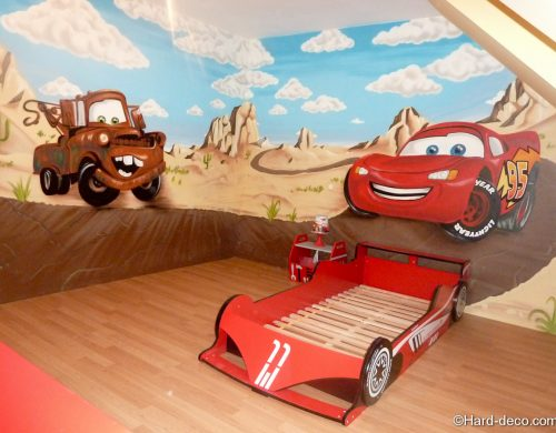 Deso hard deco for Decoration chambre cars
