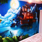 Chambre Peter Pan