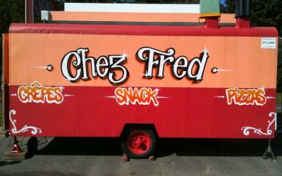 Custom camion « Chez Fred »