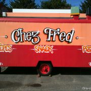 Custom camion «Chez Fred»