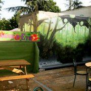 Cabanon décor «Chez Didine»
