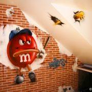 Décoration M&M's