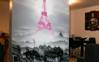 Salon déco toits de Paris
