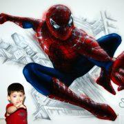 spiderman Graffiti