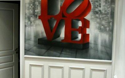 Déco appartement LOVE design