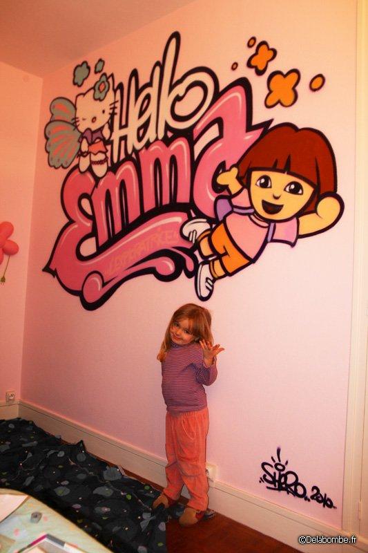 Chambres de filles Du00e9coration Graffiti - Page 2 sur 6 ...