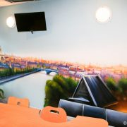 Salle patients Ratatouille