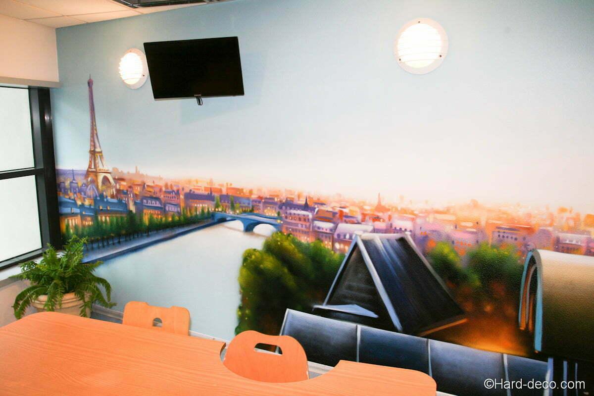 Decoration Murale Pour Peinture Rat Ef Bf Bd