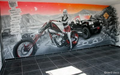 Harley & Hummer (Route66)