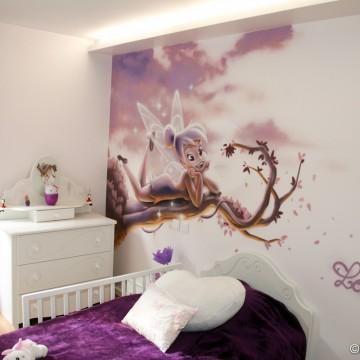 fresques d cors muraux et graffitis pour particuliers. Black Bedroom Furniture Sets. Home Design Ideas