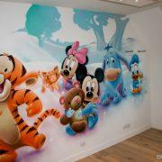 Chambre de bébés Disney