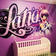Princesse manga Lana