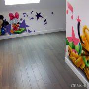 Chambres bébés Disney