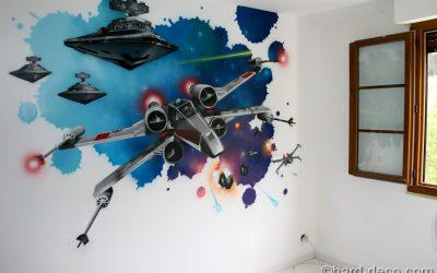 Chambre Star Wars