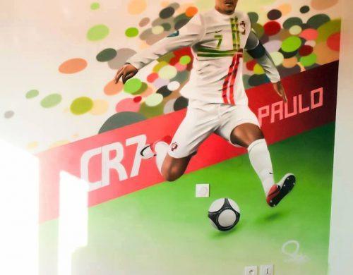 But de Cristiano Ronaldo !