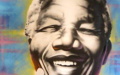Hommage à Mandela & Pieterson