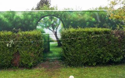 Ouverture de jardin