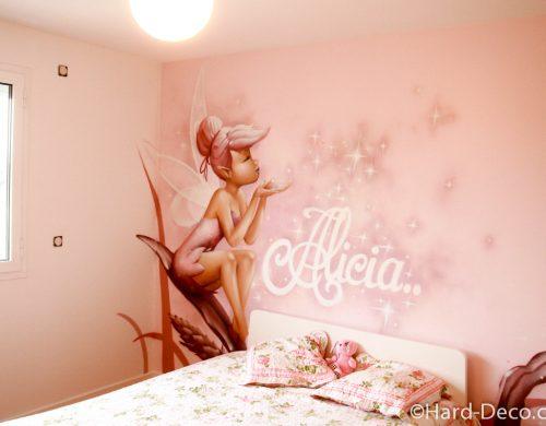 Un doux rêve rose de fille