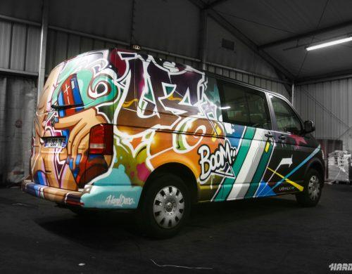 Van Hiphop UE-BOOM