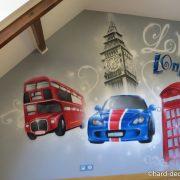 In London baby !