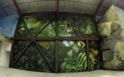 Parc Dino Jo – le T-rex