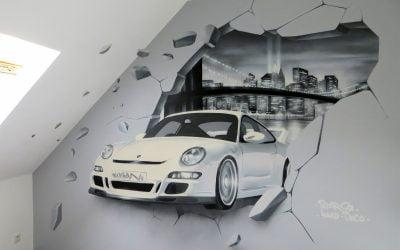 Porsche New York
