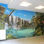 Une clinique sous les tropiques