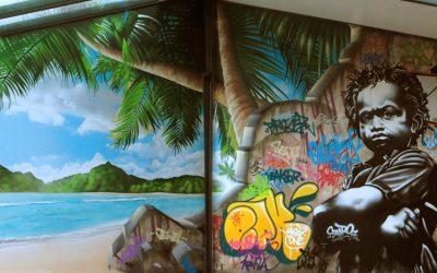 Tropics & Graffiti