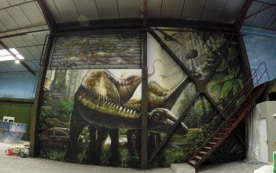 Parc Dino Jo – Le retour des Diplodocus