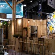 Toile stand Eurobinox
