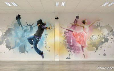 Salle de Danse Hip-Hop et Classique