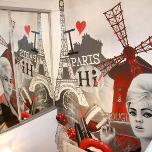L'escalier Glamour Paris