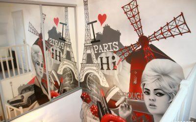 L'escalier Glamour de Paris