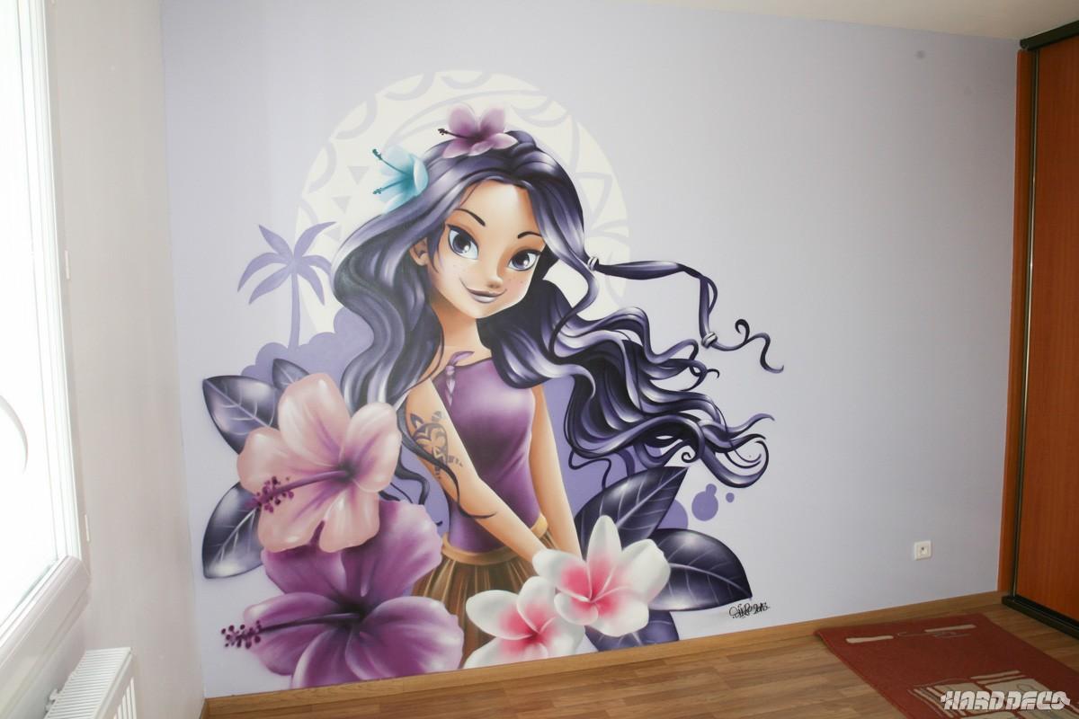 Vahin c 39 est pas toujours gonfl hard deco - Decoration murale chambre fille ...