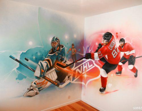 NHL Crosby 87