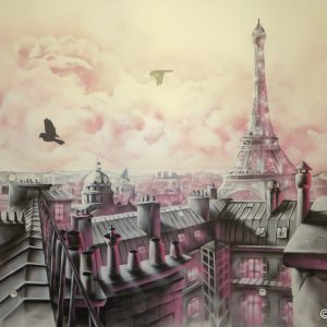 Chambre Toits De Paris