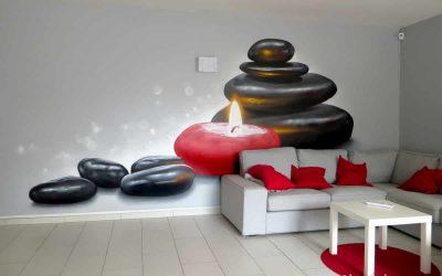 Des graffeurs décorateurs pour peronnaliser vos murs d'intérieurs et de jardins