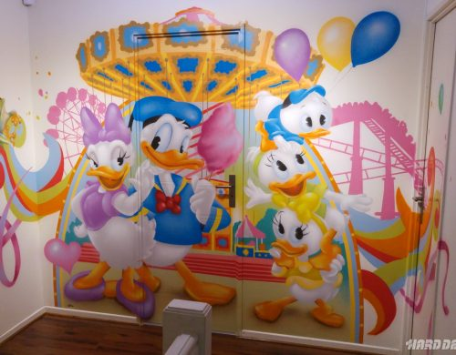 Donald's Family