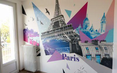 Thème Paris – Tour Eiffel
