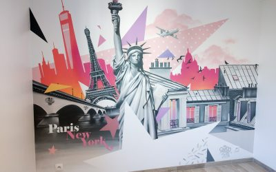 Thème Paris – New York