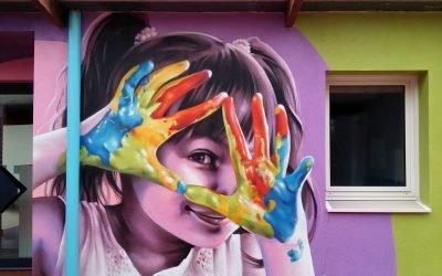 Des fresques dans nos villes