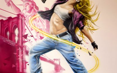Dancer Hip-Hop New York