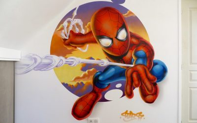 Spiderman Mini