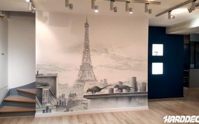 G2M Dératiseur et toits de Paris