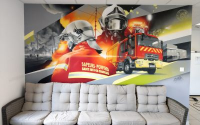 Pompiers Saint Just en Chaussée