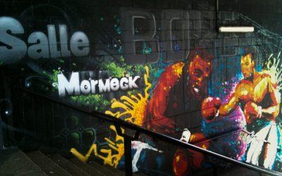Fresque salle Mormeck