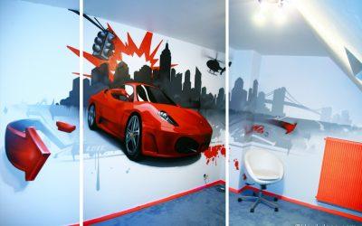 Deco Ferrari design