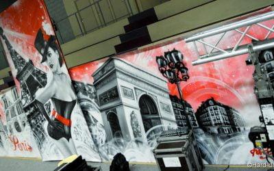 Graffiti gala Handisport
