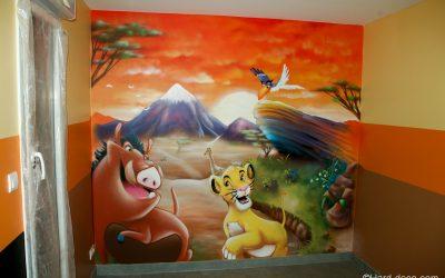 Salle de jeu Simba